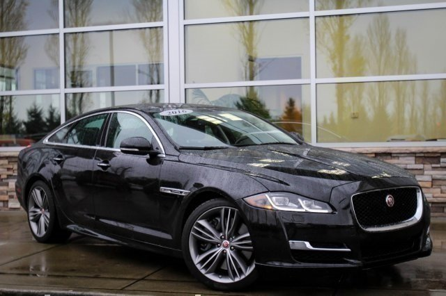 Pre Owned 2016 Jaguar Xj Supercharged