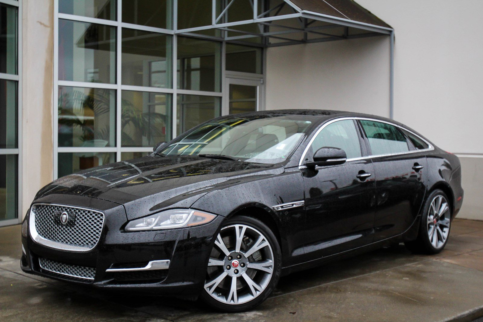 Certified Pre Owned 2016 Jaguar Xj Xjl Supercharged